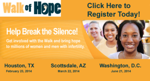 Walk of Hope 2014