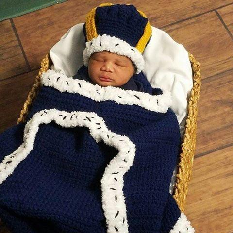 Stork OTC Baby Kingsley