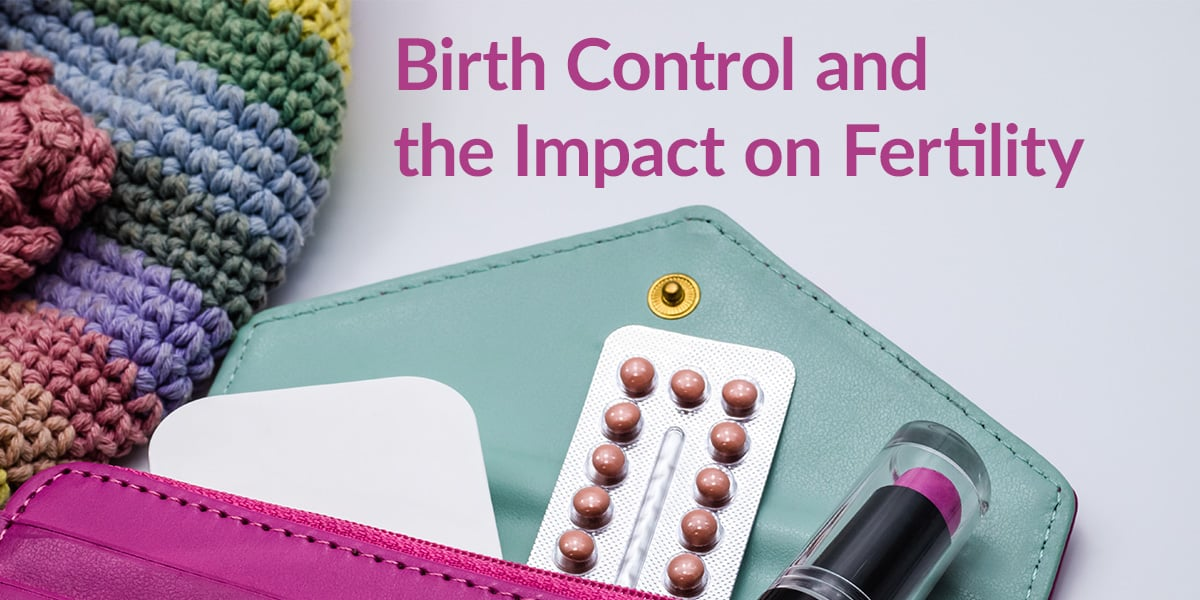 birth control and fertility