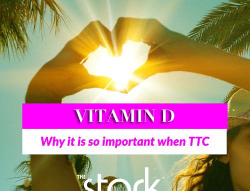 Why Vitamin D Is So Important When Trying to Conceive
