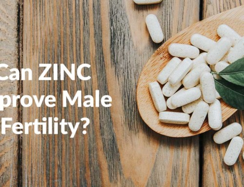 Can zinc improve male fertility?